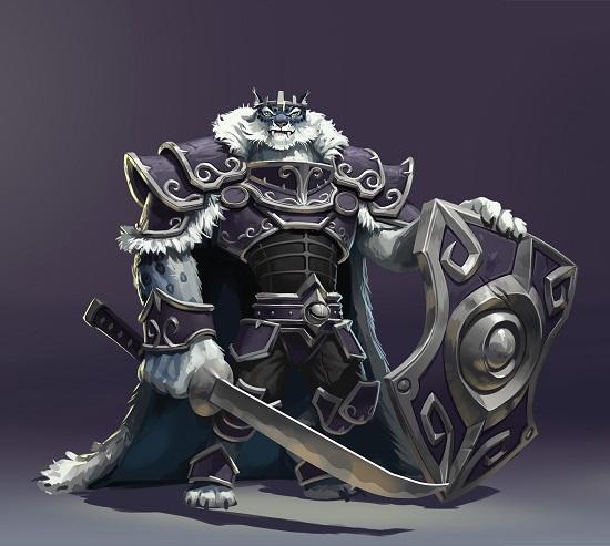 Defense Hero Art