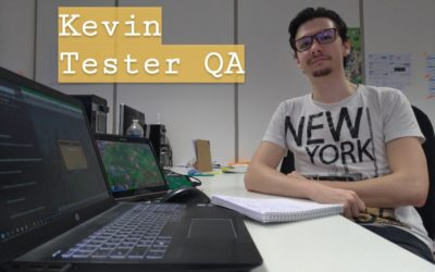 The MV Team interview: Kevin, the Tester QA
